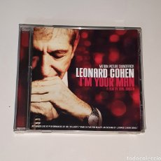 CDs de Música: LEONARD COHEN / CD BSO / I'M YOUR MAN. Lote 245520860
