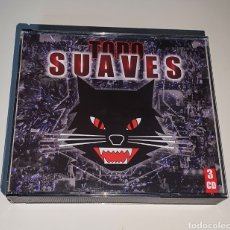 CDs de Música: LOS SUAVES / 3CD / TODO SUAVES. Lote 245521545