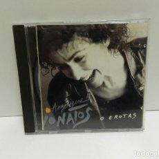 CDs de Música: DISCO CD. ANGÉLIQUE IONATOS – O EROTAS. COMPACT DISC.. Lote 245533465