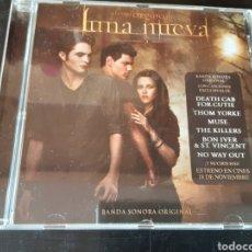 CDs de Música: LA SAGA CREPÚSCULO. LUNA NUEVA.. Lote 245548135