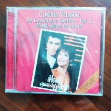 CDs de Musique: CONCHA VELASCO - DE CONCHITA A CONCHA, VOL. 2 - MAMÁ, QUIERO SER ARTISTA - CD - EDICIÓN LIMITADA. Lote 245554130