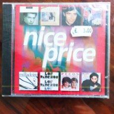 CDs de Música: NICE PRICE - SONY - CD - 1999 - JOAQUÍN SABINA, MANOLO TENA, ANA BELÉN Y VÍCTOR MANUEL, PECOS, CECIL. Lote 245557355