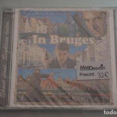CDs de Música: CD + DVD - PRECINTADO - IN BRUGES - BANDA SONORA ORIGINAL DE LA PELICULA / CARTEL BURWELL. Lote 245567720