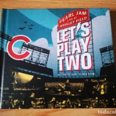 CDs de Música: CD DE PEARL JAM LIVE AT WRIGLEY FIELD - LET´S PLAY TWO - COMO NUEVO | UNIVERSAL MUSIC |. Lote 245567955