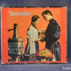 CDs de Música: ANA HIGUERAS ARAGÓN, JULIÁN MOLINA, ANTONIO B., CORO CANTORES DE MADRID, ORQUESTA SINFÓNICA - 2 CD. Lote 245582275
