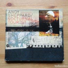 CDs de Música: ANDY SHEPPARD - NOCTURNAL TOURIST. Lote 245584275