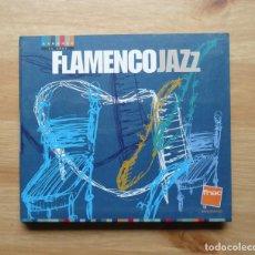CDs de Música: FLAMENCO JAZZ - VARIOS ARTISTAS. Lote 245585290