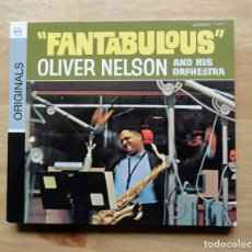 CDs de Música: OLIVER NELSON AND HIS ORCHESTRA - FANTABULOUS. Lote 245585730