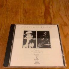CDs de Música: LES MCCANN & EDDIE HARRIS - SWISS MOVEMENT (CD). Lote 245587140