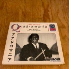 CDs de Música: ART BLAKEY - OUT OF NOWHERE (4CDS). Lote 245587830