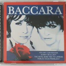 CDs de Música: CD BACCARA - SINGLES COLLECTION. DISCO DANCE. Lote 245605505