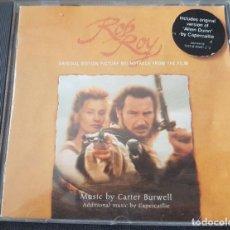 CDs de Música: ROB ROY CD 1995 BANDA SONORA DE LA PELÍCULA. Lote 245613005
