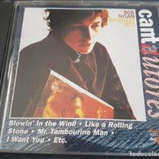 CDs de Música: BOB DYLAN CD GRANDES ÉXITOS EDICIÓN 1996. Lote 245614380