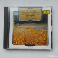 CDs de Música: PRESTIGE COLLECTION Nº 40. SCHUBERT / SCHUMAN. DEUTSCHE GRAMMOPHON. CD. TDKCD37. Lote 245630980