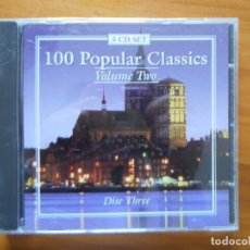 CDs de Música: CD 100 POPULAR CLASSICS VOLUME TWO - DISC THREE (U3). Lote 245636755