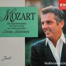 CDs de Música: MOZART LAS SONATAS PARA PIANO (5 CD'S). Lote 245639790