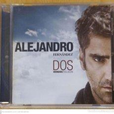 CDs de Música: ALEJANDRO FERNANDEZ (DOS MUNDOS EVOLUCION) CD 2009. Lote 245641320