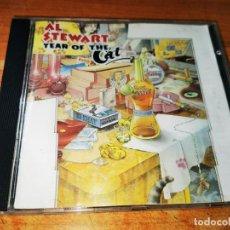 CDs de Música: AL STEWART YEAR OF THE CAT CD ALBUM DEL AÑO 1990 UK CONTIENE 9 TEMAS. Lote 245645450