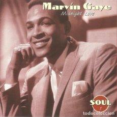 CDs de Música: MARVIN GAYE - MIDNIGHT LOVE. Lote 245647245