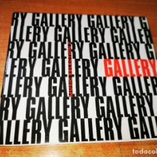 CDs de Música: GALLERY MUSIC SELLECTION 2 - CD DIGIPACK SANDRO BIANCHI DISEÑO GRAFICO JUAN GATTI CONTIENE 19 TEMAS. Lote 245647760