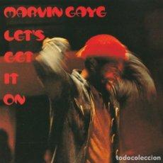 CDs de Música: MARVIN GAYE - LET'S GET IT ON. Lote 245649610