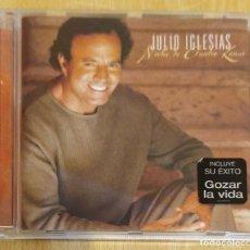 CDs de Música: JULIO IGLESIAS (NOCHE DE CUATRO LUNAS) CD 2000. Lote 245650310