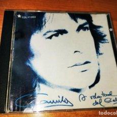 CDs de Música: CAMILO SESTO A VOLUNTAD DEL CIELO CD ALBUM DEL AÑO 1994 MEXICO CONTIENE 10 TEMAS MUY RARO EN CD. Lote 245655180