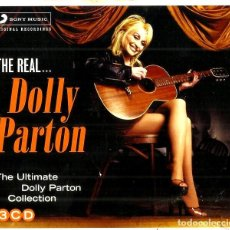 CDs de Música: DOLLY PARTON. THE ULTIMATE COLLECTION. TRIPLE CD DIGIPACK. Lote 245655765