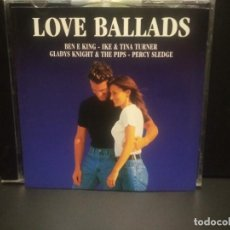 CDs de Música: LOVE BALLADS CD ALBUM PEPETO. Lote 245709800