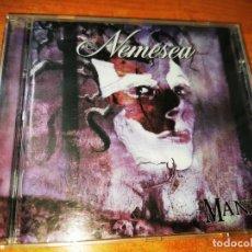 CDs de Música: NEMESEA MANA CD ALBUM DEL AÑO 2004 HOLANDA CONTIENE 12 TEMAS. Lote 245710265