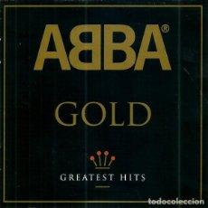 CDs de Música: ABBA. ABBA GOLD. CD. Lote 245711035