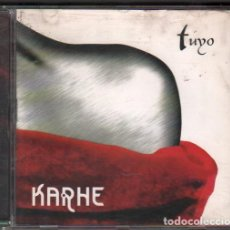 CD di Musica: KARHE - TUYO / CD ALBUM DEL 2006 / MUY BUEN ESTADO RF-9178. Lote 245711525