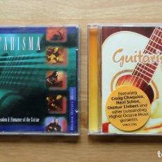 CDs de Música: GUITARISMA Y GUITARISMA 2. Lote 245720045