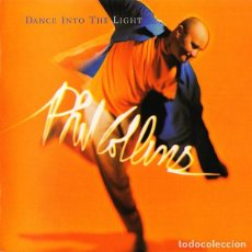 CDs de Música: PHIL COLLINS ‎– DANCE INTO THE LIGHT (UE, 1996). Lote 245727370