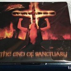 CDs de Música: CD ( SINNER 'THE END OF SANCTUARY' CD DIGIPACK EDICIÓN ESPECIAL 2000 NUCLEAR BLAST - HEAVY METAL. Lote 245733915