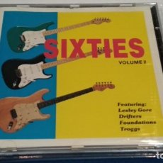 CDs de Música: CD ( SIXTIES VOL 2 - FEATURING LESLEY GORE DRIFTERS FOUNDATIONS TROGGS ) - PERFECTO. Lote 245741530