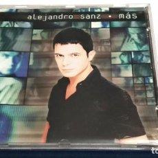 CDs de Música: CD ( ALEJANDRO SANZ - MÁS )1997 WARNER - PERFECTO. Lote 245743870