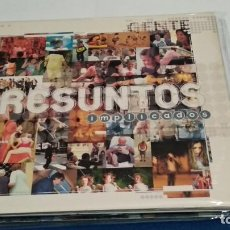 CDs de Música: CD DIGIPACK ( PRESUNTOS IMPLICADOS - GENTE ) 2001 WARNER - PERFECTO. Lote 245743955
