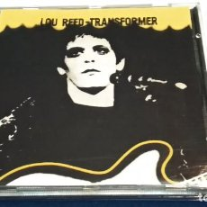 CDs de Música: CD ( LOU REED - TRANSFORMER ) 1982 RCA - PERFECTO. Lote 245744125