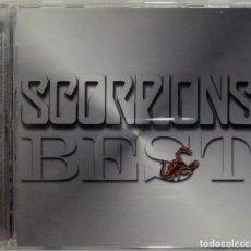 CDs de Música: SCORPIONS, BEST. Lote 245642085