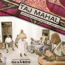 CDs de Música: TAJ MAHAL - MKUTANO. Lote 245760260