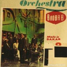 CDs de Música: ORCHESTRA BAOBAB - MADE IN DAKAR. Lote 245764515