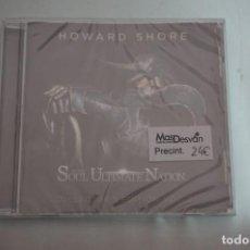 CDs de Música: CD/ PRECINTADO - HOWARD SHORE - OF THE SOUL ULTIMATE NATION - COLLECTOR´S EDITION VOL. 2. Lote 245767570