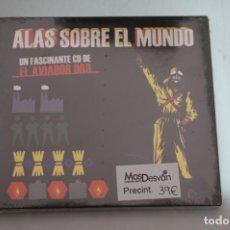 CDs de Música: CD/ PRECINTADO - ALAS SOBRE EL MUNDO - UN FASCINANTE CD DE ... EL AVIADOR DRO.... Lote 245774930