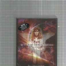 CDs de Música: WITHIN TEMPTATION MOTHER EARTH. Lote 245775120