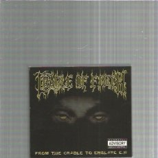 CDs de Música: CRADLE OF FILTH FROM THE CRADLE TO ENSLAVE. Lote 245779930