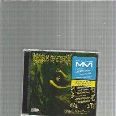 CDs de Música: CRADLE OF FILTH HARDER DARKER (2 DISCOS CD). Lote 245780370