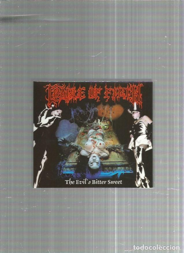 CRADLE OF FILTH THE EVIL BITTER (Música - CD's Rock)