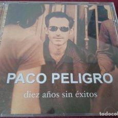 CDs de Música: DIEZ AÑOS SIN ÉXITOS. Lote 245782305