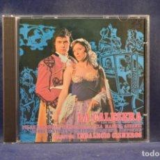 CDs de Música: PILAR LORENGAR, TERESA BERGANZA, AUSENSI, J. BERMEJO, G. MONREAL, GREGORIO GIL - LA CALESERA - CD. Lote 245784135
